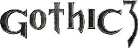 Gothic 3 Logo PC game Piranha Bytes.png