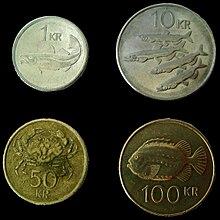 Isländische Krone Wikipedia