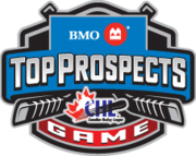 Logo des CHL Top Prospects Game