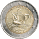 € 2 commemorative coin Portugal 2011.png
