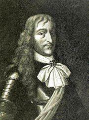 Wilhelm Wirich; Graf von Daun-Falkenstein; um 1660