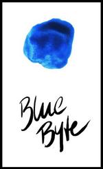 Das (alte) BlueByte Logo