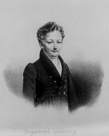 Sigismund Thalberg, 1826 (Quelle: Wikimedia)