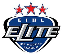 Logo der Elite Ice Hockey League