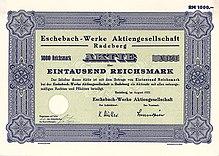 Eschebachsche Werke Wikipedia