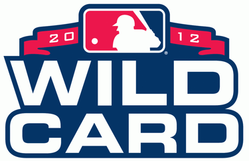 Logo der NL Wildcard Playoff 2013
