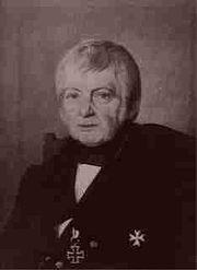 Freiherr Ludwig von Vincke