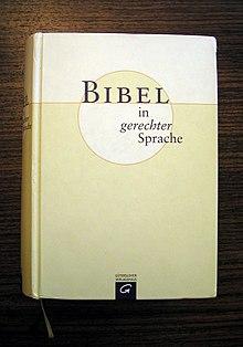 Bibel Sprache