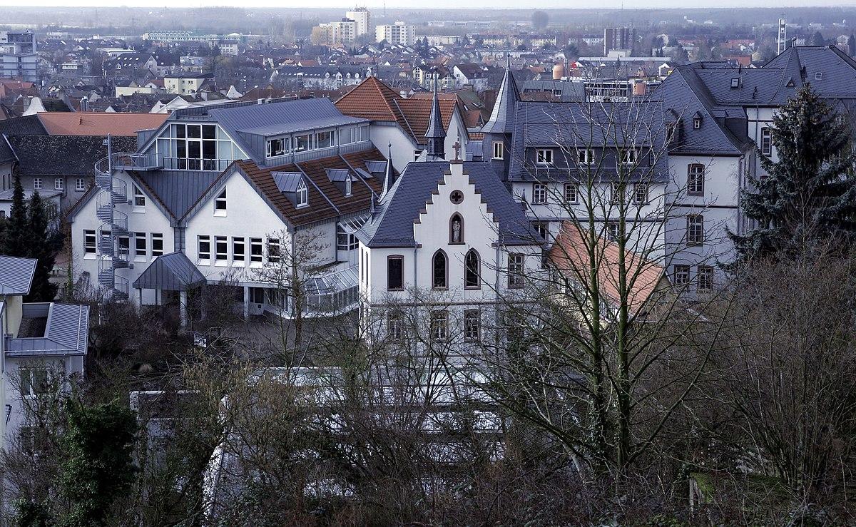 Liebfrauenschule Bensheim – Wikipedia
