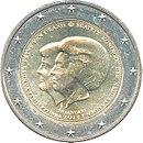 2 Euro change of throne Netherlands 2013.jpg
