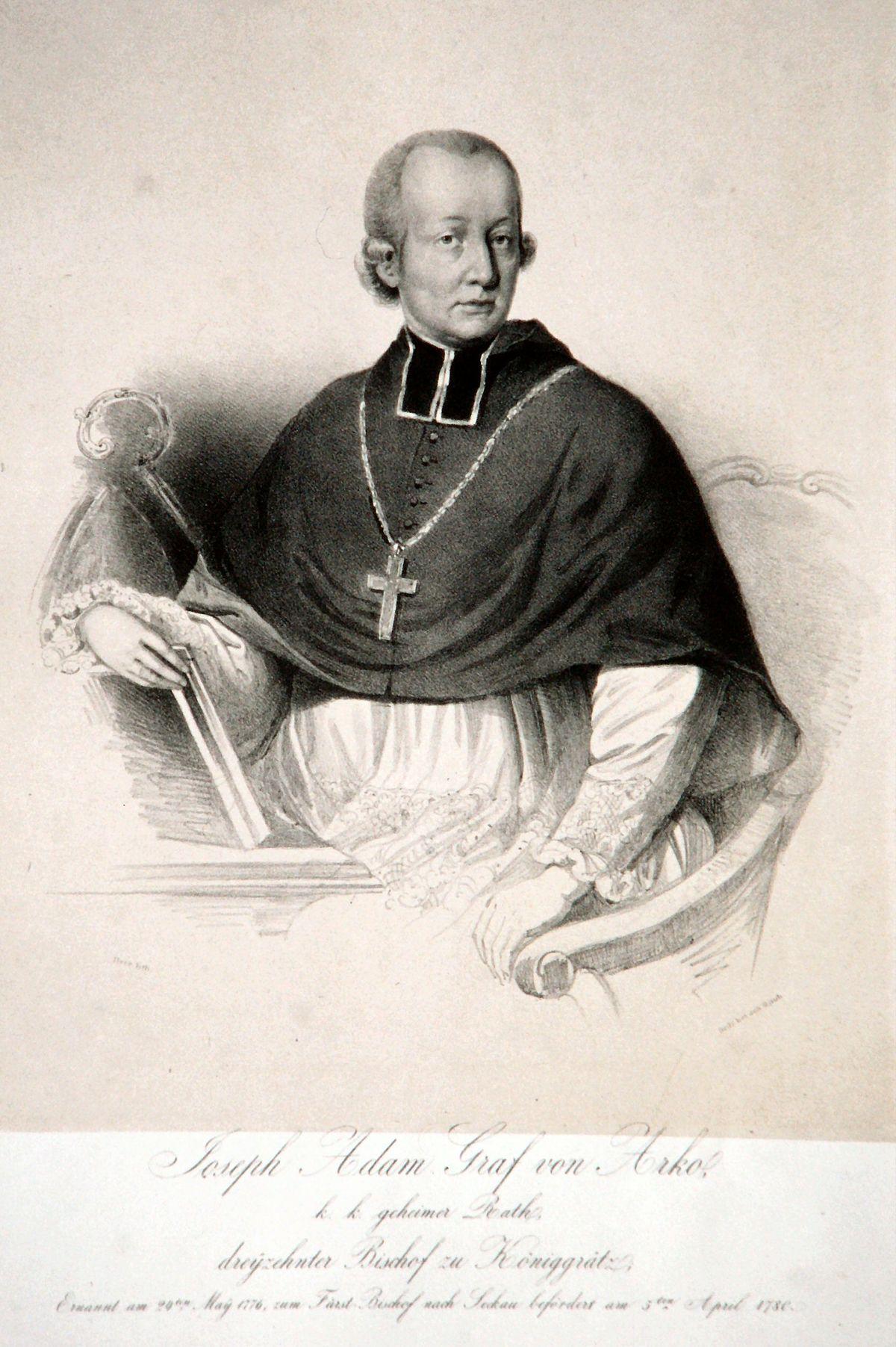 Joseph Adam Von Arco Wikipedia