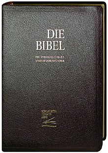 Schlachter Bibel Wikipedia