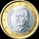 1 euro Spain