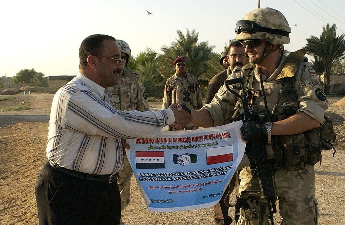 Zivil-militärische Zusammenarbeit – Wikipedia