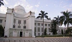 Kapitol in der Provinzhauptstadt Cebu City
