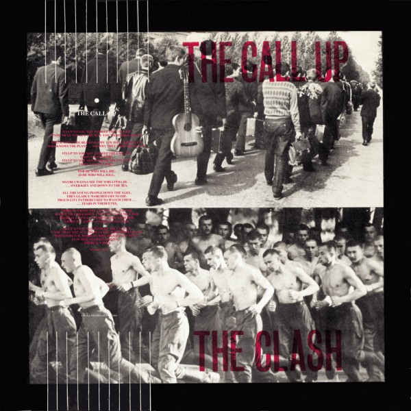 The Clash - Hitsville U.K. / Police On My Back
