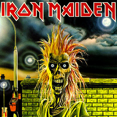 Iron Maiden - Iron Maiden Studio Album  Iron_Maiden_album