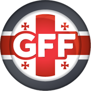Georgian Football Federation logo (2014).png