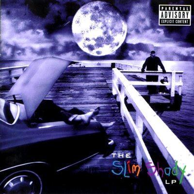 Levyhankinnat - Sivu 6 Eminem_-_The_Slim_Shady_LP_CD_cover