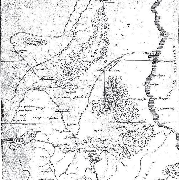 Η μάχη του Σαραντάπορου ή μάχη της  Πέτρας