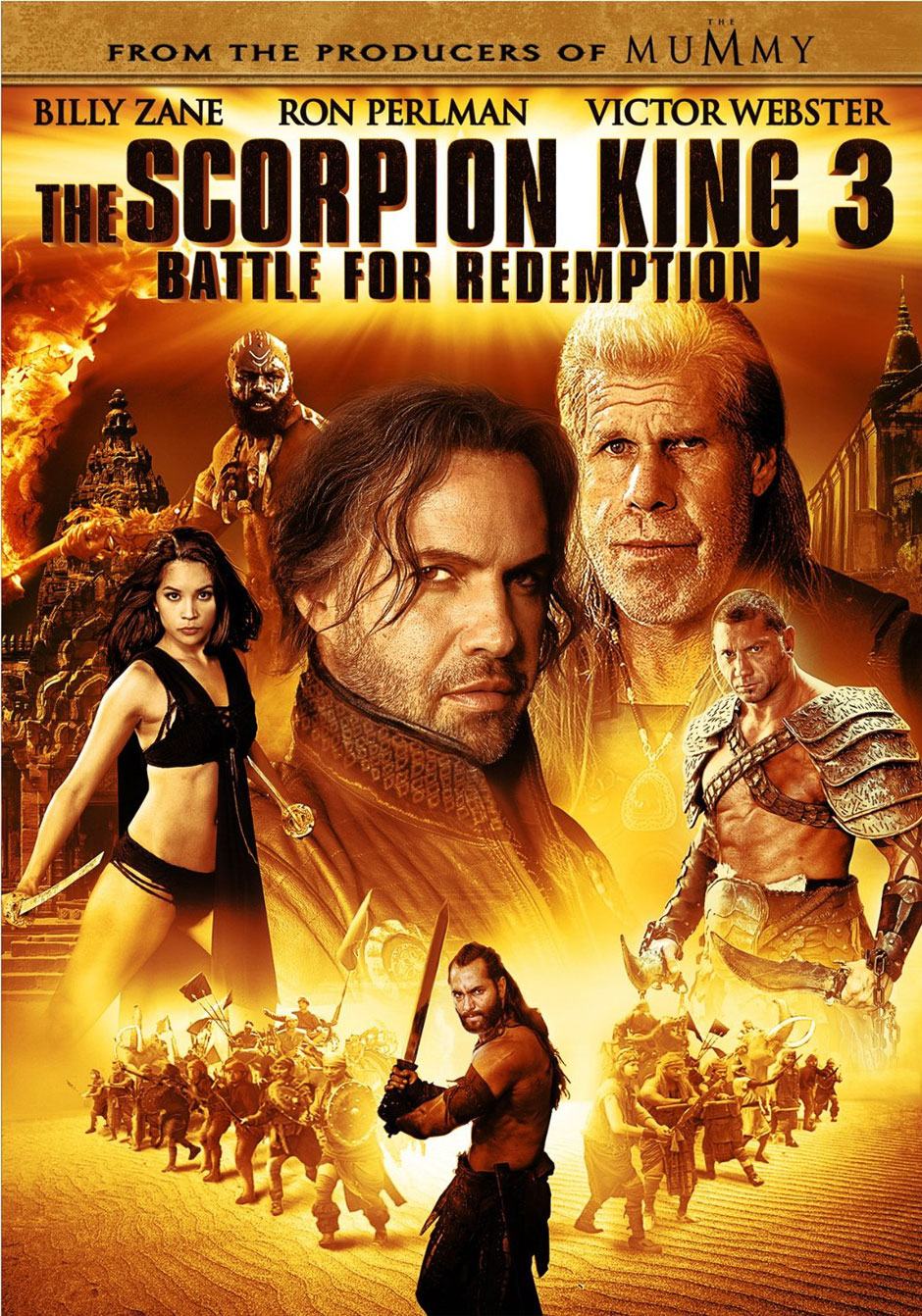 Scorpion King 3 Stream
