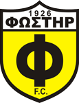 Fostiras FC logo.png