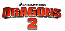 How to Train Your Dragon 2 logo.png