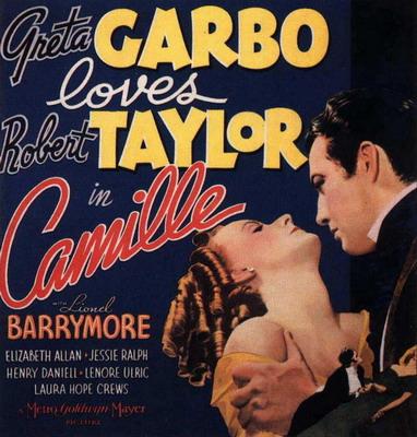 Πόστερ ταινίας Camille του 1936