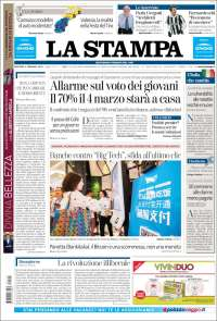 La Stampa front page.jpg