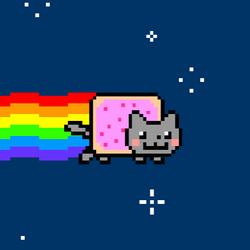 Η &;nyan cat&;
