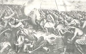 Μάχη στο Μανιάκι