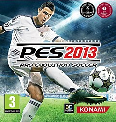 Cover for The Pro Evolution Soccer 2013.jpg