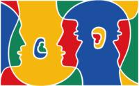 Σήμα του Ευρωπαϊκού Έτους Γλωσσών 2001 και της Ευρωπαϊκής Ημέρας Γλωσσών