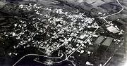 Άεροφωτογραφία της Εκκάρας Δομοκού Φθιώτιδας