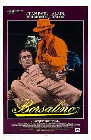 Μπορσαλίνο (ταινία) - Βικιπαίδεια