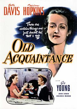 Οld Αacquaintance dvd cover.jpg
