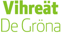 Green League of Finland logo.png
