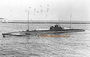 Το υποβρύχιο Γλαύκος Υ-6