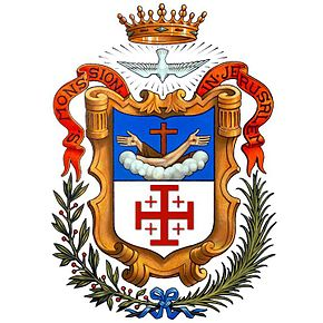 Coat of arms of the Custodian of the Holy Land.jpg