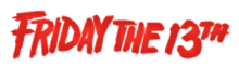 Friday the 13th (franchise logo).png