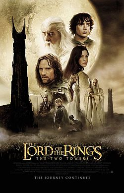 The Lord of the Rings- The Two Towers poster1.jpg