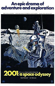 2001 A Space Odyssey (1968) theatrical poster variant.jpg