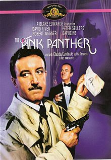 Cover PINK PANTHER (Film 1964) .jpg