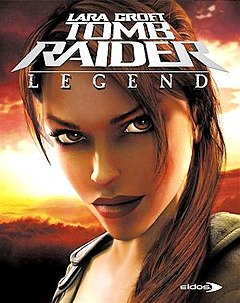 Tomb Raider Legend, εξώφυλλο.JPG