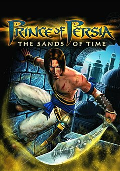 Prince of Persia The Sands of Time, αφίσα.jpg