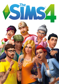 The Sims 4 official boxart.png