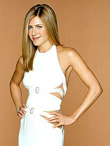 Jennifer Aniston as Rachel Green.jpg