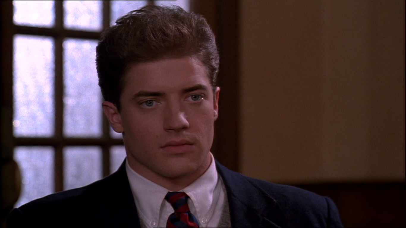 Brendan Fraser Hairstyle Fade Haircut