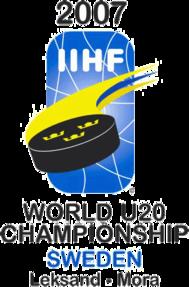 2007 World Junior Ice Hockey Championships 2007 edition of the World Junior Ice Hockey Championships
