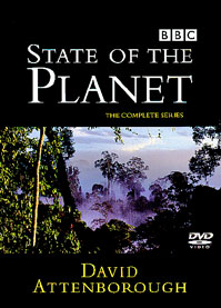 State of the Planet DVD cover